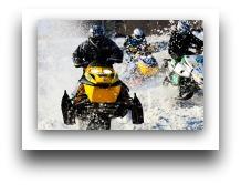 Island Park Idaho Snowmobiling